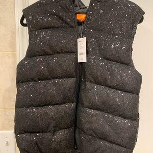 Women's sequin vest